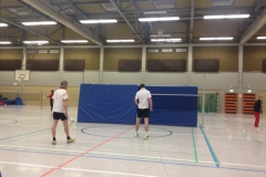 Badminton 2015 Training