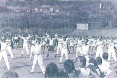 Turnen in früheren Jahren: 1964