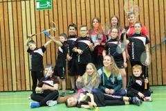 Badminton 2018-03-18 Osterhasenturnier