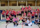 Ehrung der Jugendmannschaften im Badminton