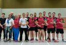 Aufstieg und Platz 3 für die Senioren im TV Kall Abteilung Badminton